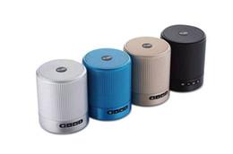 mini-bass-lautsprecher telefon Rabatt Beweglicher mini drahtloser Bluetooth Sprecher Q6S HF-Q6S Bass-intelligente Sprecher freihändig mit Mic FM Lautsprecher TF im Freien für Telefon Freeshipping