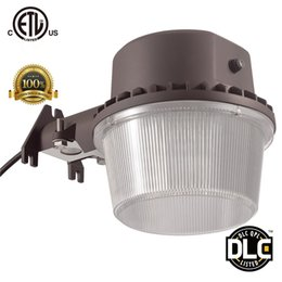Wholesale Led 35w - DLC ETL-listed 35W 3800LM LED Street Lighting Outdoor Barn Light LED Area Light Dusk to Dawn Photocell LED Security Light Yard Flood Lights