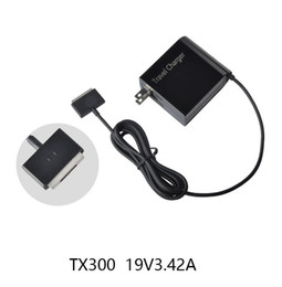 Wholesale power supply asus laptop - Wholesale- 65W 19V 3.42A AC laptop Power Supply Wall Charger Cable Plug Adapter For ASUS Transformer Book TX300 TX300K TX300CA Tablet