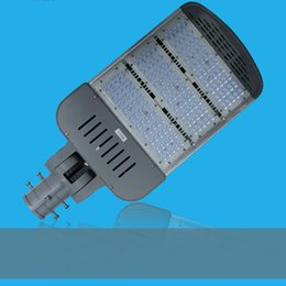 Wholesale Stadium Lights Wholesale Lighting - 100W 150W 200W 240W AC 85-265V LED Street Light Waterproof IP65 Garden Road Stadium LED Lamps street lights floodlights Warranty 3 Years