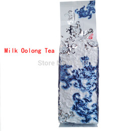 Wholesale 2017 Oolong taiwan tea g Taiwan High Mountains Jin Xuan Milk Oolong Tea Wulong Tea g Gift