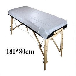 Wholesale beauty bedding - Disposable Medical Massage Special Non-Woven Bed Pad Beauty Salon SPA Dedicated Bed Sheet