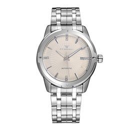 Wholesale China Business Watch - Wholesale- WHATCH Mechanical mens Automatic clock Men Watch top quality famous china brand waterproof army luxury wristwatch vintage clocks