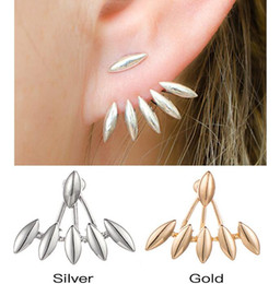 Wholesale Stainless Steel Horse Jewelry - Fashion Gold and Silver horse eye Stud Earrings Fashion Statement Jewelry Earrings for Women Charm jewelry AA191