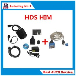 Wholesale Hds Honda Diagnostic System - Buy New V3.101.015 For Honda HDS HIM Diagnostic Tool with Double Board HDS HIM with Z-TEK USB1.1 To RS232 Convert Connector