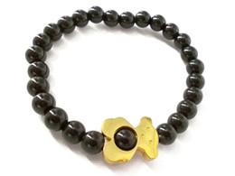 Wholesale Steel Strand - Spain Bear bracelet Teus Fashion design colurful Beads and Stainless Steel Golden Plated bear charm good quality Handmade Bracelet
