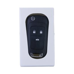 Wholesale Buick Remote - Folding Remote Control Key for Buick Excelle XT Folding Remote car Key for Excelle GT