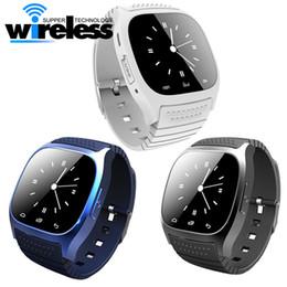 Deutschland m26 Smart Watch Sport Smartwatch Synchronisieren von Telefonanrufen Anti-lost Für iPhone und Android Smartphones Smart Electronics Versorgung