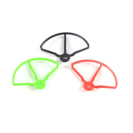 Wholesale Mask For Motor - Wholesale- 4pcs Kingkong 4 Inch Universal Props Guard Propeller Protector Mini Propellers for QAV250 210 1804 1806 18 Motor Multicopter