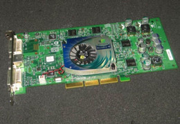 Wholesale Agp Pci - 308961-003 308961-001 313285-001 QUADRO4 980XGL AGP 128MB AGP8X Graphics Card Video Board S26361-D1473-V98 GS3 For Workstation XW8000