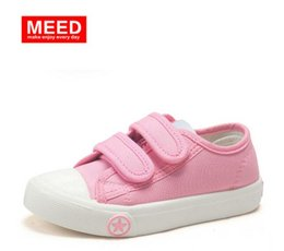 Wholesale Red Jeans For Kids - Canvas Children Shoes Sport Breathable Boys Sneakers Brand Kids Shoes for Girls Jeans Denim Casual Baby Flat Shoe 21-36