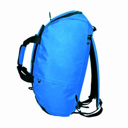 Wholesale Used Women Shoes - 2017 Fashion Multi-use Portable Sports Gym Backpack Shoulder Bag Separated Shoes Storage Travel Backpack Men And Women Outdoor Fitness Bag