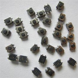 Wholesale Peugeot Flip Key - 1000pcs lot for Button Switch Tactile Push Button Car Key Switch Button For Peugeot 307 308 Citroen Flip Remote Key S306