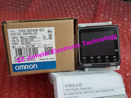 Wholesale Omron Controller - E5CC-QX2ASM-802 New and original OMRON DIGITAL CONTROLLER Temperature controller