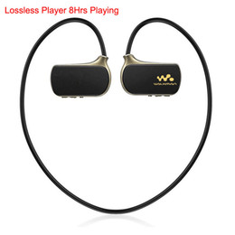 Wholesale Pro Running - Wholesale- 2017 Brand New Sports MP3 Player Real 8GB for Son Walkman NWZ-W273 Pro WS615 8G Running Lettore Musicale mp3 Players Handsfree