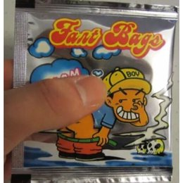 Wholesale Toys For Pranks - Wholesale-Stink Bomb Prank Toys 5 PCS  Lot Squeeze Smelly Fragrant Bag Gags Practical Jokes Fun Toys For Adults For Children