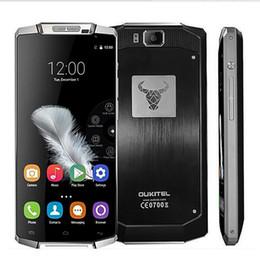 Wholesale Ram Capacity - Oukitel K10000 4G LTE Mobile Phone 5.5Inch 10000mAh Large Capacity 2G RAM 16G ROM 13.0MP MTK6735 Quad Core Smartphone Good Quality