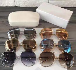 Wholesale Designer R - 2017 Women Designer Sunglasses OCCHIALI SOLE NOLA CE127S 722 R LUNETTES Fashion Sunglasses Brand New with Box