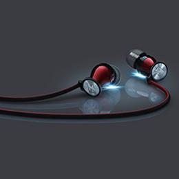 Auricolari mega basso online-NEW Momentum In-Ear M2 Auricolari IEI Cuffie HiFi Noise Cancelling Piston Earbuds Mega Bass con microfono a distanza Universale per telefono cellulare
