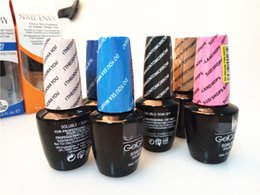 Wholesale Products For Gel Polish Nails - 200pcs Gelcolor Soak Off UV Gel Nail Polish Fangernail Beauty Care Product For Nail Art Design 256 Colors gelish op nail polish wholesale