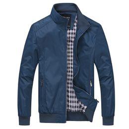 Wholesale Men Stylish Hoodies - M-6XL Men Jackets Christmas Outerwear Stylish Slim Fit Hoodie Jacket Cotton Blend Male Top 3 Sizes Black blue