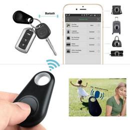 10pcs Più nuovo Mini Wireless Smart Localizzatore GPS Anti-perso Allarme Sensore Bluetooth Tracker Finder itag per Bambini Animali Domestici Borsa Portafoglio portachiavi chiave da