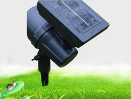 Wholesale Waterproof Led Lights For Pools - Weatherproof Solar Energy Powered LED Spotlight, Waterproof Available for Outdoor Garden Pool Pond Spot Lamp Light, Dusk to Dawn Dark Auto S