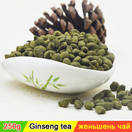Wholesale gifts free delivery - 2018 sales 250g free delivery famous health tea Taiwan frozen top ginseng oolong tea ginseng oolong tea + Gift Free Delivery