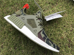 Wholesale Rubber Duck Shoes Sale - With shoes Box 9 Colours Hot Sale NMD XR1 Men And Women Duck Camo Pack White Grey Sport Casual Shoes