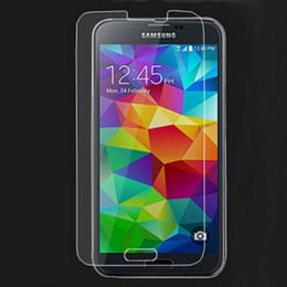 Rasguño de pantalla galaxy nota online-Para Samsung Galaxy Mega 2 Star Advance Note 3 Lte Note 3 Neo Precio de venta al por mayor Glosy Anti-scratch Tough Glass Tempered Film Protector de pantalla