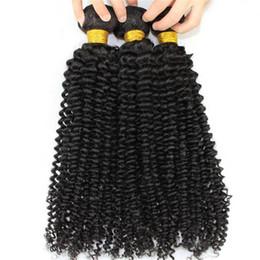 En kaliteli 1b kinky kıvırcık moğol saç 3 adet kadınlar için hiçbir arapsaç bakire insan saç örgü ücretsiz kargo supplier kinky curly hair 3pcs nereden kinky kıvırcık saç 3pcs tedarikçiler