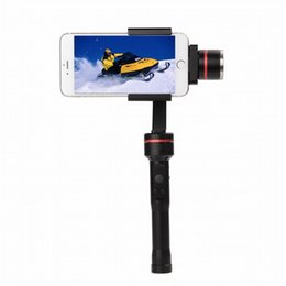 Wholesale Vertical Axis - GIZEE Handheld 3-Axis Gimbal Stabilizer Facial Recognization Horizontal & Vertical Shooting App Bluetooth Control for Smartphone Sport DV