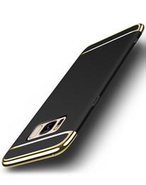 Canada Antichoc dur PC 3 pièces étui de protection mince hybride pour Samsung Galaxy S8 S8 + Plus luxe élégant élégant galvanoplastie étui brillant Offre