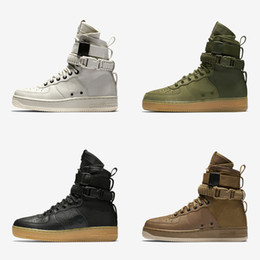 Wholesale God Air - With Box New Products Fear of God Military Sneakers Special Field Air Men and Women Martin Motorcycle Army Boots Free Shipping