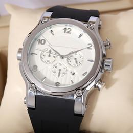 Wholesale Dark Green Jewelry - All the dials all work watch mene stainless steel belt quartz top luxury watch brand casual watch1