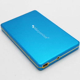 """Wholesale Fire Laptop - Wholesale- HDD Manyuedun External Hard Drive 80gb High Speed 2.5"""" hard disk for desktop and laptop Hd Externo 80G disque dur externe"""