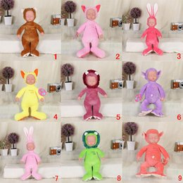 Wholesale Baby Interactive - Baby 40cm doll sleeping baby toy baby doll simulation hypnosis toys