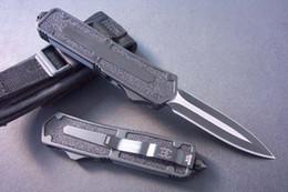 LIMITEE MICRO TECH couteaux tactiques lame outils de coupe couteau auromatic 440 lame pliante camping survie chasse EDC pêche ? partir de fabricateur