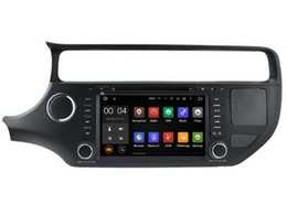 """Wholesale Fit Tv Screen - 8"""" Quad core Android Car DVD Player with 3g wifi BT GPS Car Audio Radio Stereo USB SD,CAR PC,support DVR OBD2 fit for KIA RIO 2015"""
