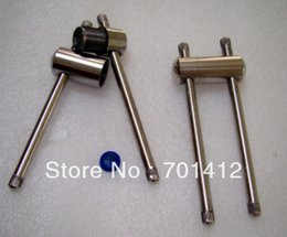 Wholesale Pool Balls Cues - Wholesale- 14mm billiard tip press pool cue tip press device 2pcs  lot free shipping