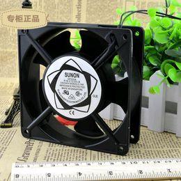 Wholesale 12 Cm Fan - Wholesale- Free Delivery. 12038 2123 220 v 120 * 120 * 12 cm 38 metal cooling fan welder fan