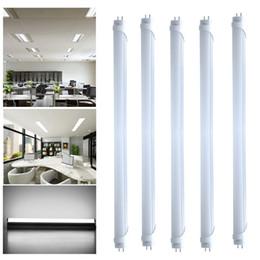 2019 led-röhrenlager T8 4 Fuß Tube 1200MM hohe Lumen LED Tube Light T8 4ft Birne 6000K 6500K kaltweiß fluoreszierende LED Tube Bulb Stock In USA rabatt led-röhrenlager