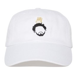 Wholesale Red Crowns - New Born Sinner Crown Baseball Cap Curved Bill Dad Hat Cotton Cole World J 2017 good quality brand cap for men and women