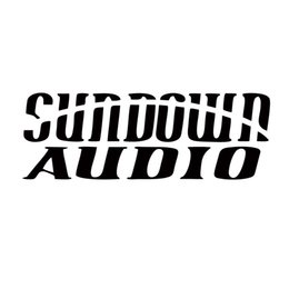 Wholesale Accessories For Automobiles - New Style For Sundown Audio Sticker Vinyl Decal Automobile Jdm Car Stereo System Car Styling Accessories Decorate