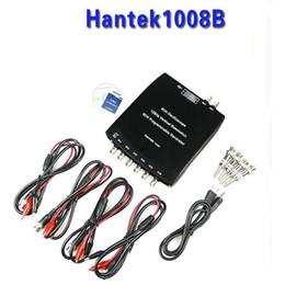 Wholesale Oscilloscope Automotive Usb - Freeshipping 1008B 8 Channel PC USB Auto Scope DAQ 8CH Generator 8 Channels Automotive Diagnostic Oscilloscope