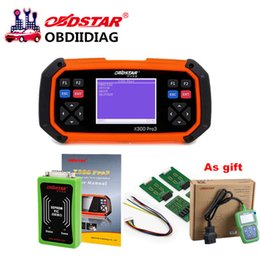 Wholesale Jaguar Gift Keys - OBDSTAR X300 PRO3 Key Master Full Package Configuration X300 PRO3 Add Special Function Can Get a free obdstar f109 as gift
