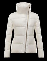 Wholesale Cheap Down Jacket Women - Cheap XXmonclers Winter Women's Jacket Down Jacket Ladies Fashion Down Coat Slim Stand up Collar Short Jacket