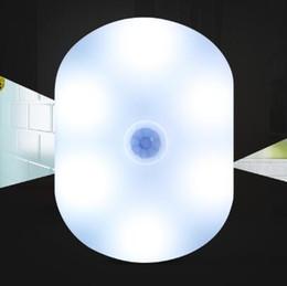 Wholesale Small Night Light Lamps - LED Lamp Automatic Small Night Light Socket Indicateor Light Sensor Energy Saving Night Lights Party Decoration CCA7411 500pcs