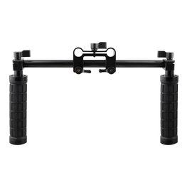 Wholesale 15mm Rod Rig Handles - CAMVATE Handle Grips Front Handbar Clamp Mount fr 15mm Rod Support System Shoulder Rig