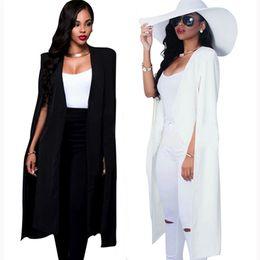 Wholesale Blazer Fashion Style - Fashion Women Clothes Popluar Europe Cloak Style Leisure Suit Jacket Suit Spring Women's Fashion Ladies Jacket Coat